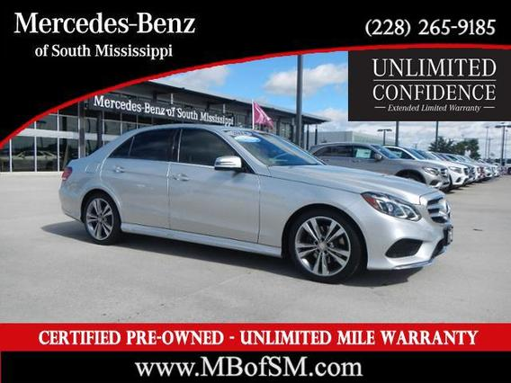 2014 Mercedes-Benz E-Class E 350 LUXURY 4dr Car Slide 0