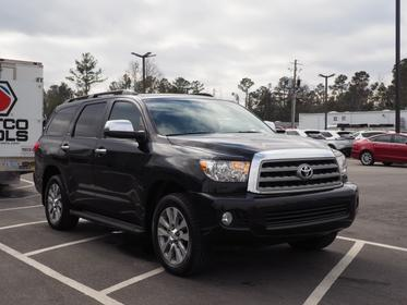 2015 Toyota Sequoia LIMITED Wilmington NC