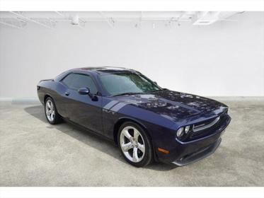 2014 Dodge Challenger R/T PLUS 2dr Car Slide