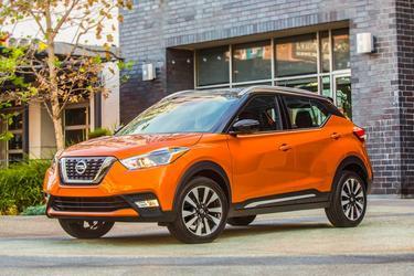 2018 Nissan Kicks SV North Charleston South Carolina