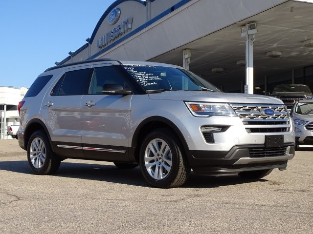 2018 Ford Explorer XLT Chapel Hill NC