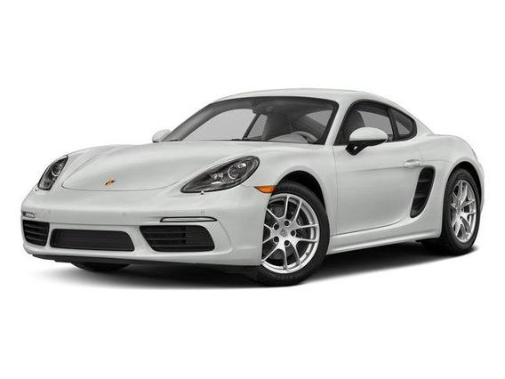 2018 Porsche 718 Cayman COUPE 2dr Car Slide 0