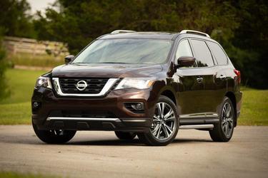 2019 Nissan Pathfinder S North Charleston South Carolina