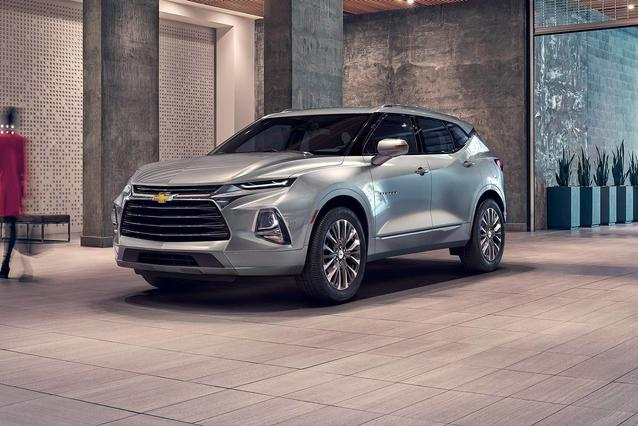 2019 Chevrolet Blazer RS SUV Hillsborough NC
