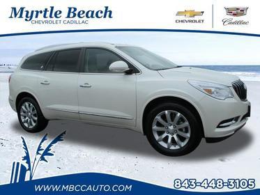 2014 Buick Enclave PREMIUM Premium 4dr Crossover Myrtle Beach SC