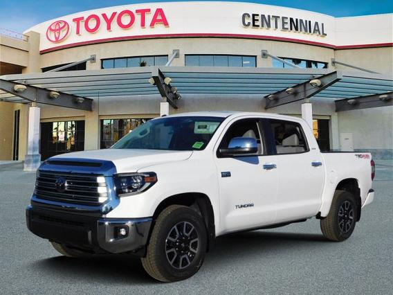 2019 Toyota Tundra LIMITED Crew Cab Pickup Slide 0