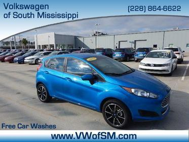2017 Ford Fiesta SE Hatchback Slide