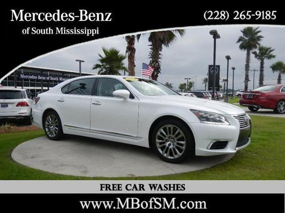 2013 Lexus LS 460 L 4dr Car Slide 0