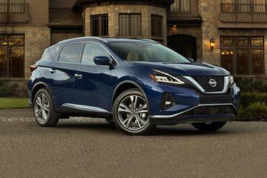 2019 Nissan Murano PLATINUM Charleston South Carolina