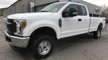 2019 Ford Super Duty F-250 SRW 4WD SUPERCAB BOX 4 Door Extended Cab Pickup Brattleboro VT