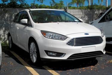 2018 Ford Focus TITANIUM Miami FL