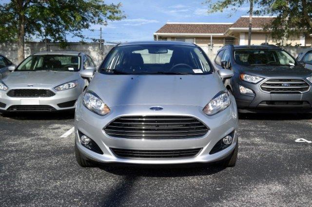 2018 Ford Fiesta TITANIUM Hialeah FL