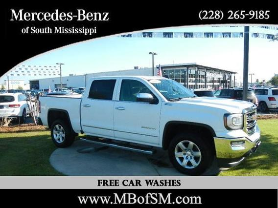 2017 GMC Sierra 1500 SLT Short Bed Slide 0