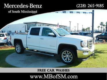 2017 GMC Sierra 1500 SLT Short Bed Slide