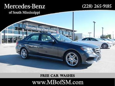 2014 Mercedes-Benz E-Class E 350 LUXURY 4dr Car