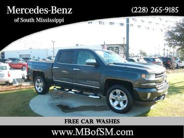 2017 Chevrolet Silverado 1500 LTZ Short Bed Slide