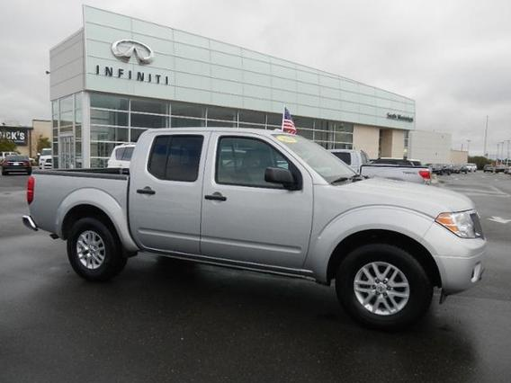 2018 Nissan Frontier S Short Bed Slide 0
