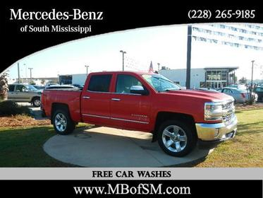 2016 Chevrolet Silverado 1500 LTZ Short Bed Slide