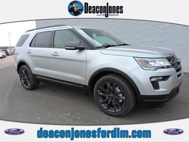 2019 Ford Explorer XLT FWD  NC
