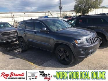 2015 Jeep Grand Cherokee ALTITUDE Sport Utility Slide