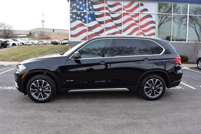 2018 BMW X5 XDRIVE35I SUV Slide