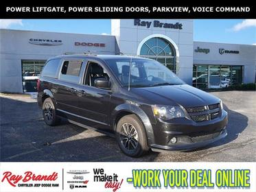 2017 Dodge Grand Caravan GT Mini-van, Passenger Slide