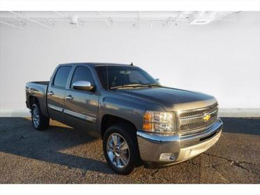 2012 Chevrolet Silverado 1500 LT Short Bed Slide