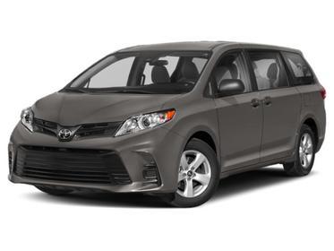 2019 Toyota Sienna LE Mini-van, Passenger