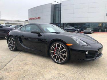 2014 Porsche Cayman S 2dr Car