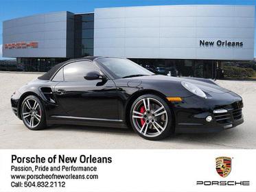 2013 Porsche 911 TURBO Convertible