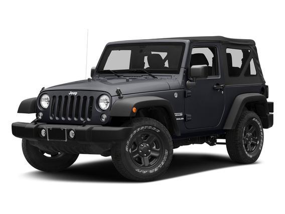 2018 Jeep Wrangler JK SPORT Sport Utility Slide 0