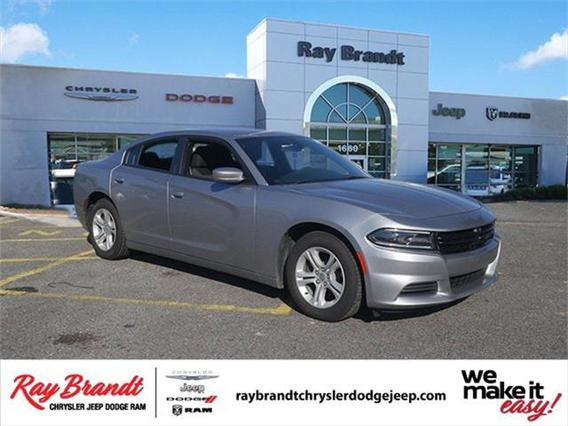 2018 Dodge Charger SXT 4dr Car Slide 0
