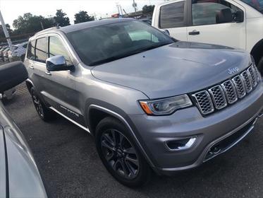 2017 Jeep Grand Cherokee OVERLAND Sport Utility
