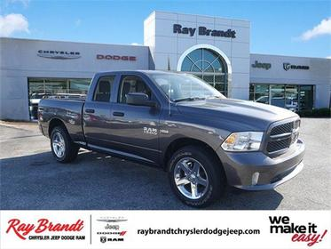 2018 Ram 1500 EXPRESS Standard Bed Slide