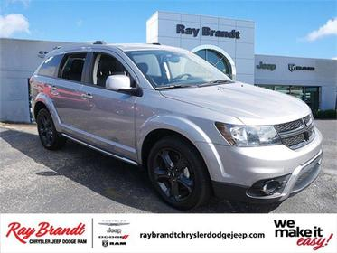 2018 Dodge Journey CROSSROAD Sport Utility Slide