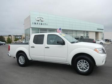 2018 Nissan Frontier S Short Bed