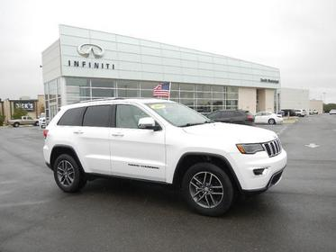 2018 Jeep Grand Cherokee LIMITED Sport Utility Slide