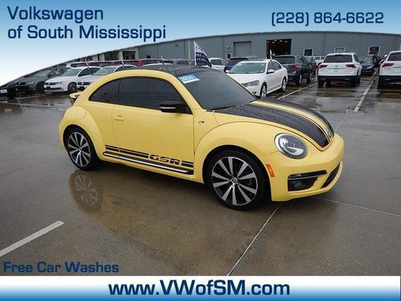 2014 Volkswagen Beetle Coupe 2.0T TURBO GSR Hatchback Slide 0
