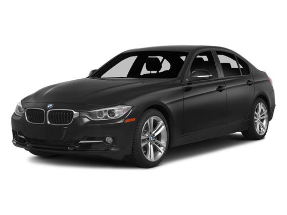 2014 BMW 3 Series 320I 4dr Car Slide 0