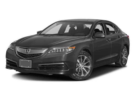 2016 Acura TLX TECH 4dr Car Slide 0
