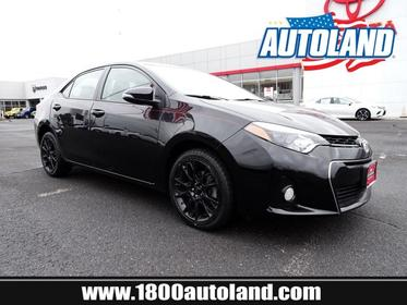 2016 Toyota Corolla S W/SPECIAL EDITION PKG 4dr Car Springfield NJ