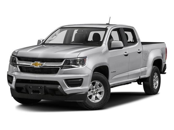 2018 Chevrolet Colorado 2WD WORK TRUCK Short Bed Slide 0