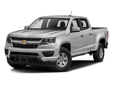 2018 Chevrolet Colorado 2WD WORK TRUCK Short Bed Slide