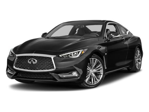 2018 INFINITI Q60 3.0T LUXE 2dr Car Slide 0
