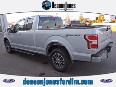 2018 Ford F-150 XLT 2WD SUPERCAB 6.5' BOX Goldsboro NC