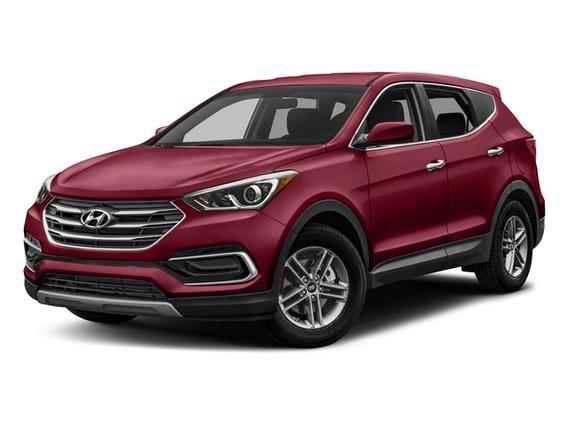 2018 Hyundai Santa Fe Sport 2.4L Sport Utility Slide 0