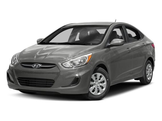 2017 Hyundai Accent SE 4dr Car Slide 0