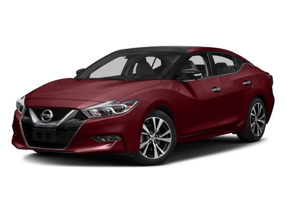 2017 Nissan Maxima PLATINUM 4dr Car Slide 0