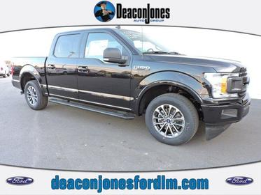 2019 Ford F-150 XLT 2WD SUPERCREW 5.5' BOX Goldsboro NC