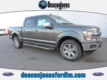 2019 Ford F-150 LARIAT 4WD SUPERCREW 5.5' BOX  NC